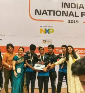 Highlanders won the National Finals of F1 in Schools (11)