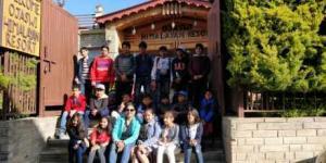 Mukteshwar Camp - class VI (12)