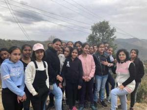 Mukteshwar Camp - class VI (16)