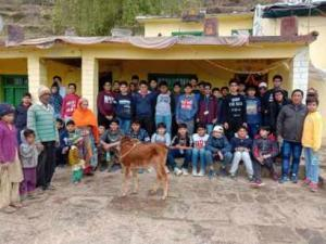 Mukteshwar Camp - class VI (19)
