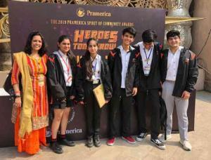 Pramerica Spirit of Community Awards - India 2019 (1)