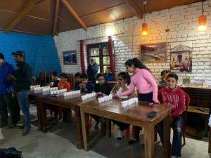 adventure at Camp Sursinghdhar - grade 7 (1)