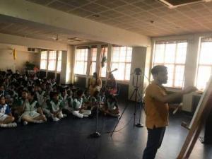 Art workshop at Scottish High International School (7)