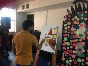 Art workshop at Scottish High International School (9)
