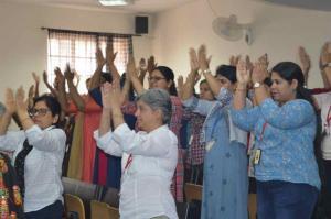 Every Child is A Buddha - A seminar by Sanjiv Ranjan (2)