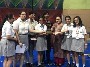 Highlanders win the 'Poetry Slam' competition (1)