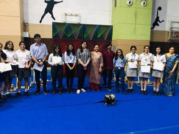 Highlanders win the 'Poetry Slam' competition (5)