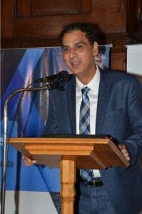 Dr Cdr Kartikay Saini Awarded - Educationist of the Year (6)
