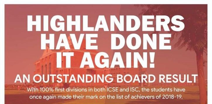 Scottish High International School | Leader in building 'World
