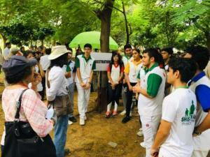 Going Native with Nature- A plantation drive (3)
