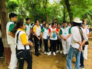 Going Native with Nature- A plantation drive (4)