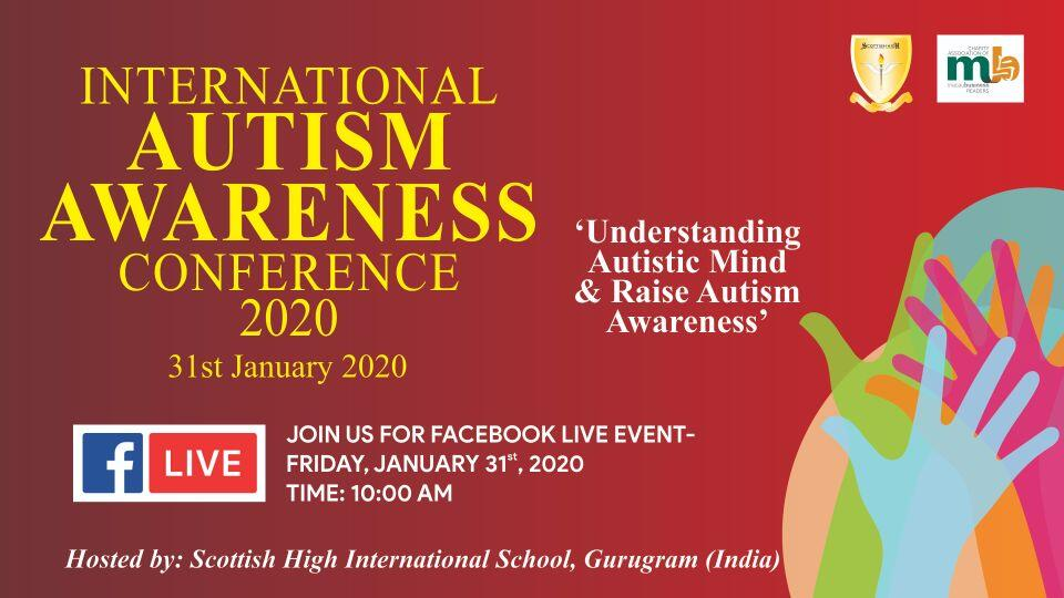 International Autism Awareness Conference 2020