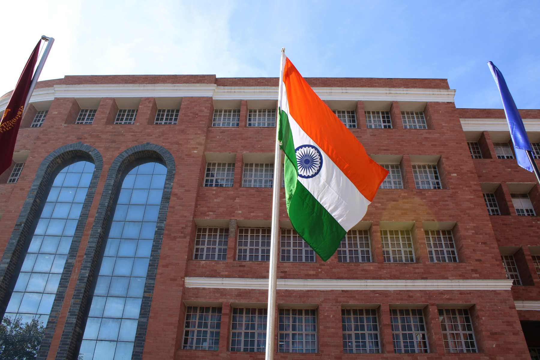 REPUBLIC DAY CELEBRATIONS AT SHIS